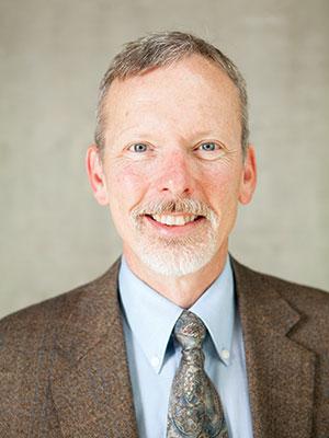 Dan Bishop, director of undergraduate teacher education