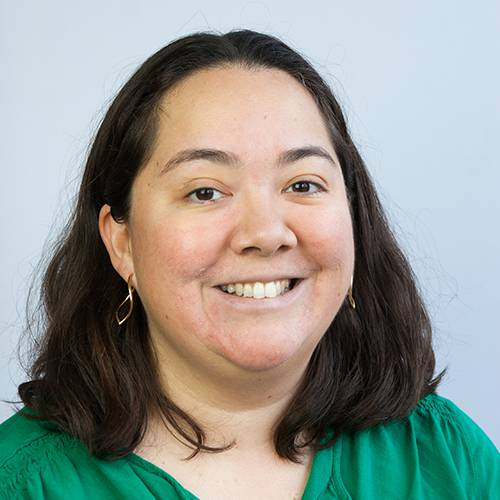 Nicole Casillas, assistant professor of special education at SPU