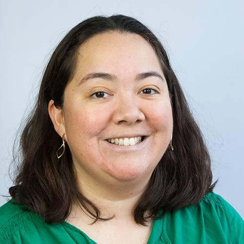 Nicole Casillas, assistant professor of special education at SPU