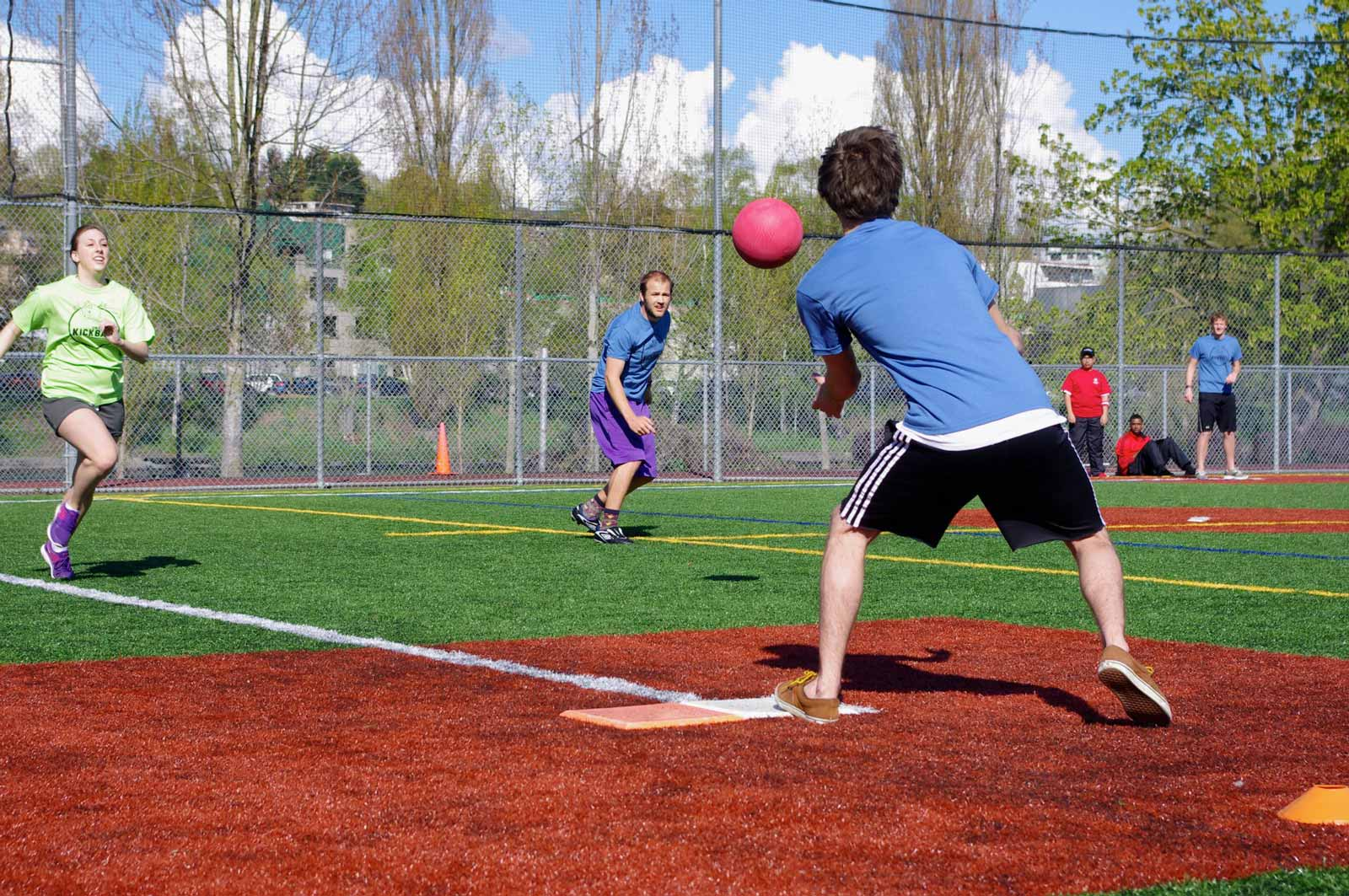 Intramural Sports: Finding community with student teams | SPU Voices
