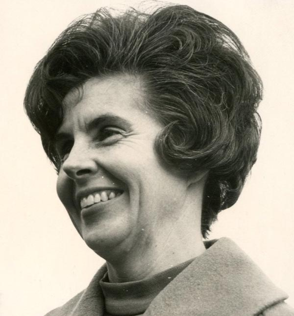 Ruth Denison Hansen '50