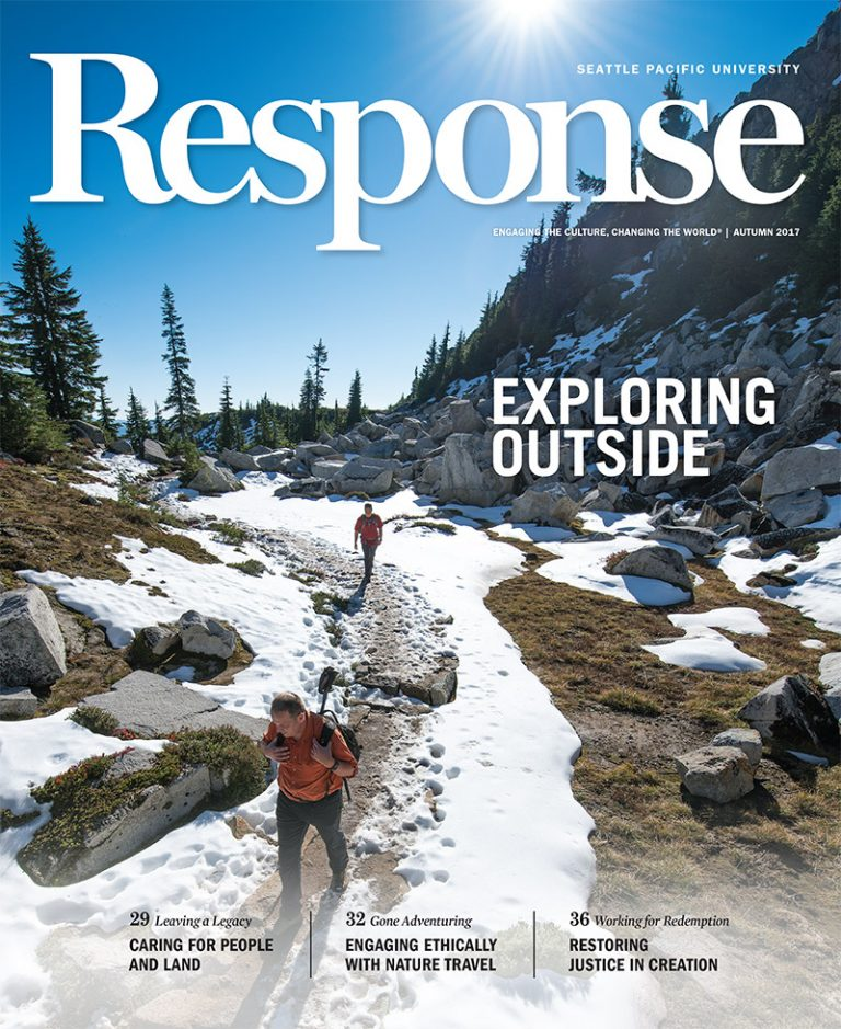 Autumn 2017 Response Cover