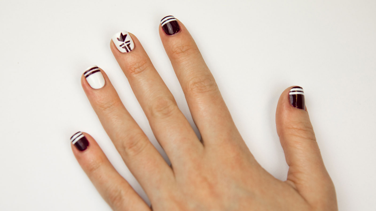 hallie's nails