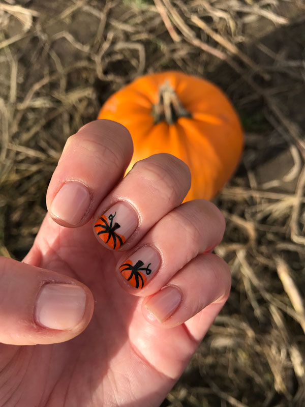 How to do SPU spirit nails: Hallie\'s top 5 nail art tips | SPU Voices