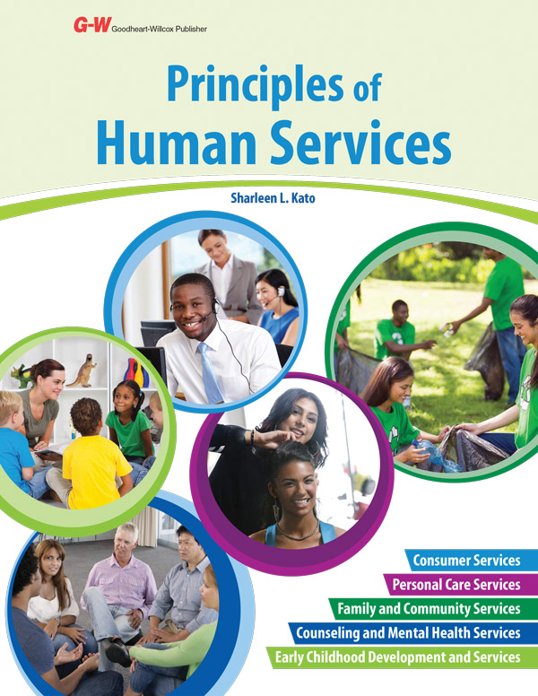 Principles of Human Services by Sharleen Kato