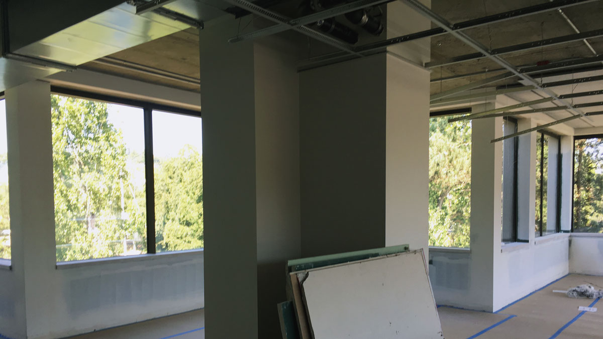 future nursing lab at the 6 Nickerson building