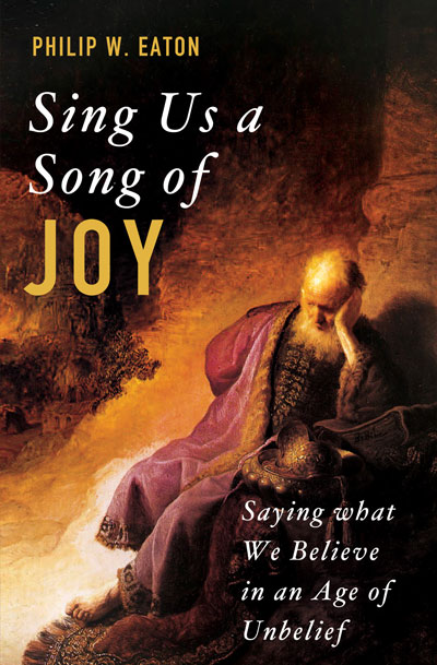 """Sing Us a Song of Joy"" book cover"
