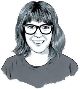 illustration of the editor