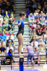 Special Olympics Gymnastics at SPU by Daniel Sheehan