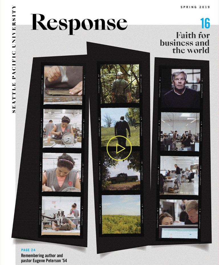 Spring 2019 Response Cover