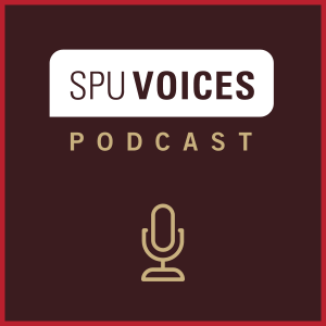 voices podcast logo