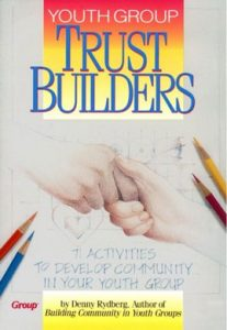 Youth Group Trust Builders book