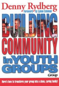 Building Community in Youth Groups book