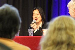 Drs. Kenman Wong, Jenny Vaydich, and Christine Chaney