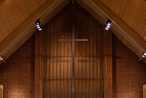 First Free Methodist sanctuary   photo by Quinton Cline