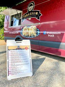 tabassum food truck