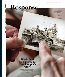 Response Summer/Spring 2021 cover