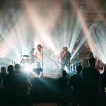 A concert featuring Crowder had the crowd singing, dancing, and praising God in Royal Brougham Pavilion.