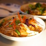 Phad Thai at Kwanjai Thai restaurant